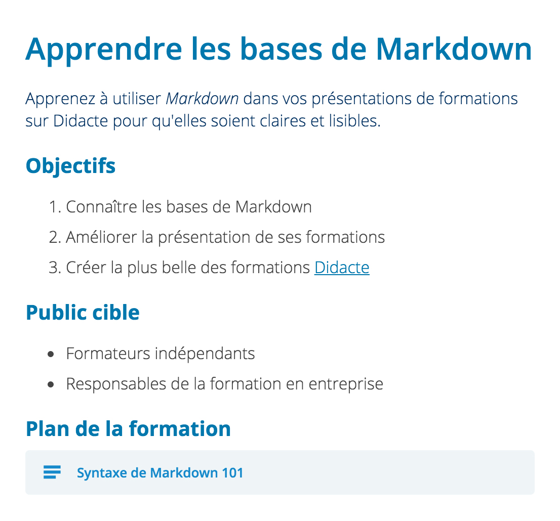 Markdown link preview